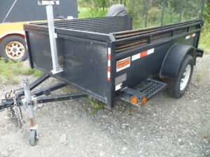 TRAILER  5 X 8 ***** TRADE FOR 6 X 10 ******