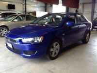 2008 Mitsubishi Lancer Lancer WOW Low Kilometers! Factory Warran