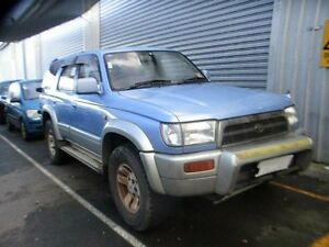 1995 Toyota Hilux Surf SSR LTD WAGON 5DR AUTO 4SP 4WD 3.0DT Blue Wagon Moorabbin Kingston Area Preview