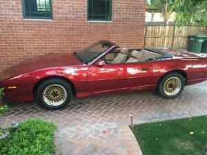 Looking to Buy 1991, 1992 Trans Am Convertible  Cambridge Kitchener Area image 4