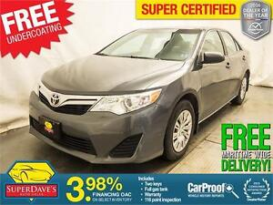 2013 Toyota Camry LE *Warranty*