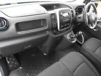 2014 Vauxhall Vivaro 2700 L1H1 CDTI P/V SPORTIVE Diesel blue Manual