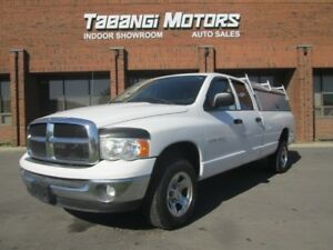 2005 Dodge Ram 1500 4X4 | QUAD CAB | 8 FOOT BOX |