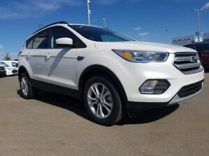 2018 Ford Escape SE-1.5L EcoBoost Engine,4WD,Block Heater,Revers