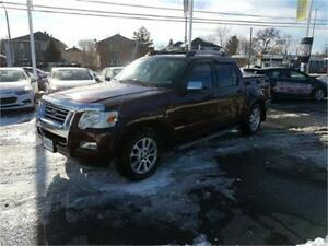 2008 Ford Explorer Sport Trac limited $13995