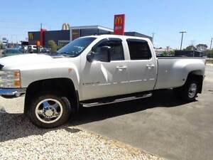 2007 Chevrolet Silverado 3500HD Dually Traralgon East Latrobe Valley Preview