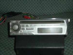 Clarion Car Stereo