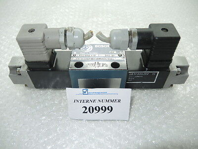 43 Way Valve Bosch No. 0 810 090 119 Engel Injection Moulding Machines