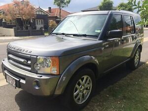 2009 Land Rover Discovery 3 Series 3 09MY SE Grey 6 Speed Sports Automatic Wagon Croydon Burwood Area Preview