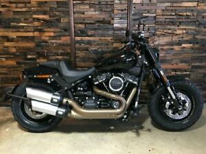 2019 Harley-Davidson FXFB Fat Bob (107) Newstead Brisbane North East Preview