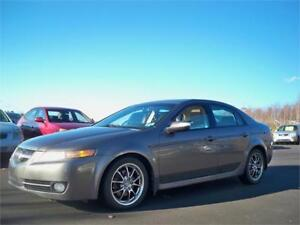 2008 Acura TL AUTO! NEW MVI + NEW BRAKES + FINANCING AVAILABLE