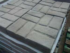 50% OFF CONCRETE PAVERS NEW 480MM X 480MM X 50MM BRICK PATTERN Clontarf Redcliffe Area Preview