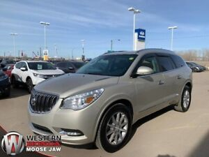 2015 Buick Enclave Leather- WOW!! Beautiful!