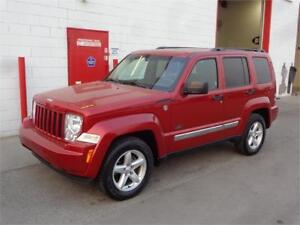 2010 Jeep Liberty Rocky Mountain 4X4 ~ only 49,000kms!! ~$14,900