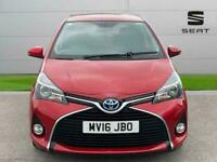 2016 Toyota Yaris 1.5 Hybrid Excel 5Dr Cvt Auto Hatchback Hybrid Automatic
