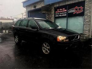 2003 Volvo XC90 T6 AWD 7 PASSAGERS