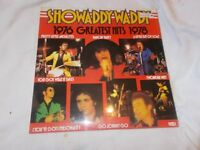 Vinyl LP Greatest 1976 to 1978 Showaddy Waddy