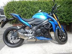 GSX-S 1000 USED