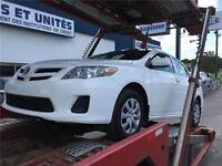 2011 Toyota Corolla CE-AUTOMATIQUE-AIR CLIMATISER