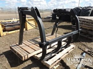 ALO Maxi Grapple - 4 Tines - Fits NH, Massey & ALO loaders