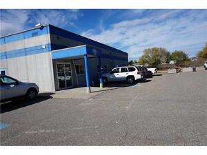 Office/ Retail space. Great location. Ample parking available.