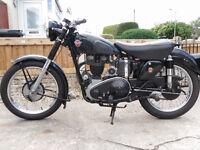 1952 Matchless G3LS