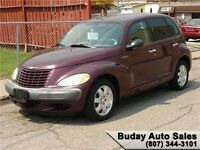 2003 CHRYSLER PT CRUISER.