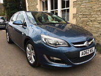 2013 Vauxhall Astra 2.0CDTi 16v SRi automatic 16,000 miles immaculate cond