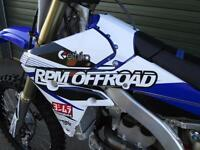YAMAHA YZF 250 2014 FUEL INJECTION MX MOTOCROSS OFFROAD BIKE