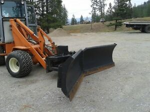 VERY HEAVY DUTY 10' SKID STEER MULTI-POSITION BLADE