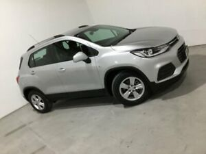 2018 Holden Trax TJ MY19 LS Silver 6 Speed Automatic Wagon Mile End South West Torrens Area Preview
