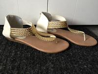 Sandales Femme Gr: 37(6)