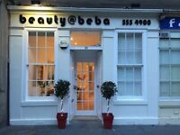 Beauty salon to rent. Shop office Available now leith/shore area