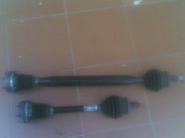 vw polo vivo driveshafts