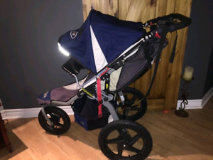 Excellent BOB STROLLER w/ many accessories
