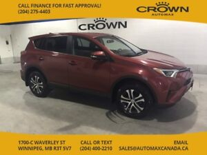 2016 Toyota RAV4 LE AWD *Great Finance Rates Available*