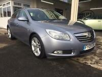 Vauxhall/Opel Insignia 2.0CDTi 16v ( 160ps ) ( Nav ) 2009MY SRi