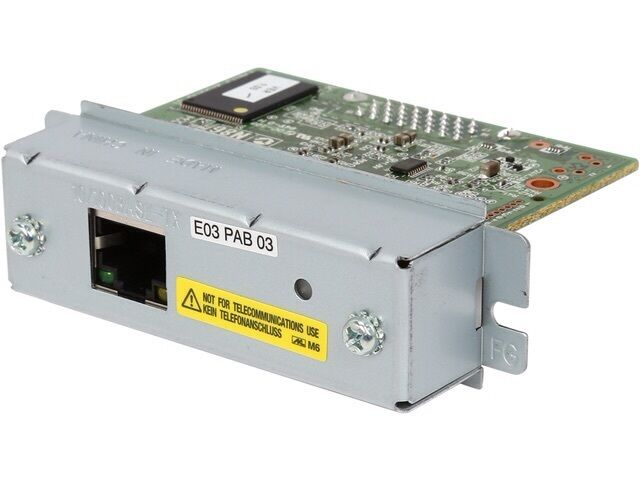 Epson UB-E03 Ethernet Interface Epson tm U200/U220........