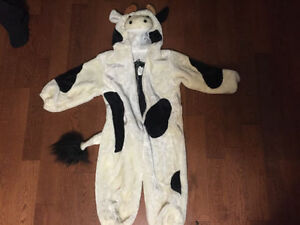 Cow Costume Size 3-4