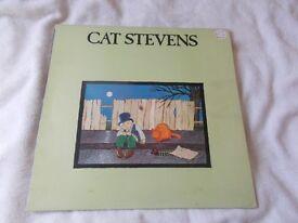 Vinyl LP Teaser And The Firecat Cat Stevens Island ILPS 9154 Stereo 1971