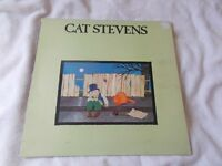 Vinyl LP Teaser And The Firecat Cat Stevens Island ILPS 9154 Stereo 1971