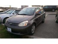 2004 Toyota Echo • 139,000 KM •| GREAT VALUE | LOW KMS |