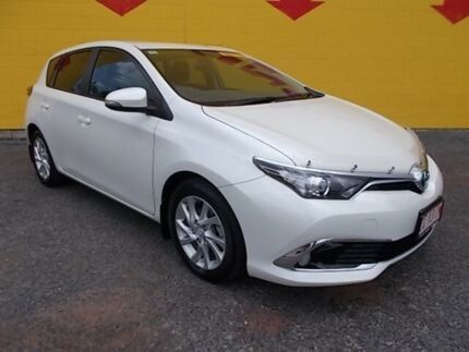 2016 Toyota Corolla ZRE182R Ascent Sport S-CVT White 7 Speed Constant Variable Hatchback Winnellie Darwin City Preview