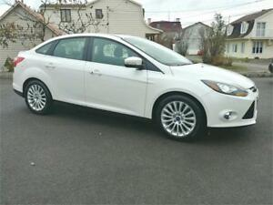 Ford Focus Titanium 2012, AUTOMATIQUE, FULL !