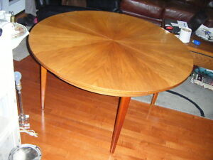 Theobald Vintage Table - REDUCED