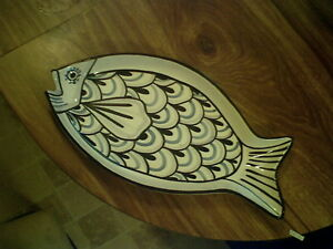 Serving Dish/Platter for Fish