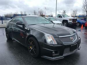 2014 CADILLAC CTS - V coupe black automatic 37.900 km