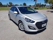 2014 Hyundai i30 GD2 Active Sleek Silver 6 Speed Sports Automatic Hatchback Nailsworth Prospect Area Preview