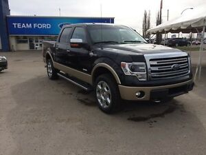 2014 Ford F-150 King Ranch 4x4 - GORGEOUS ONE OWNER UNIT!!