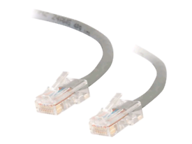 Network cables made to length. CAT5E
